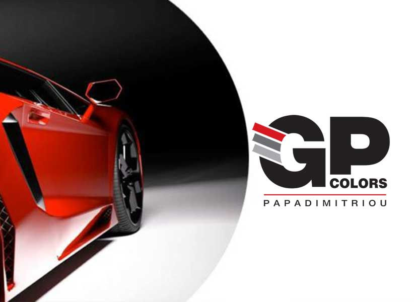 gpcolors παπαδημητρίου